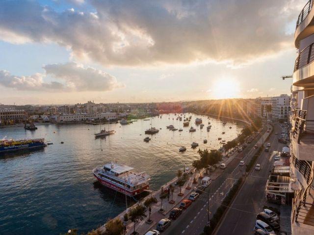 Malta Locazione a lungo termine in Sliema, Sliema