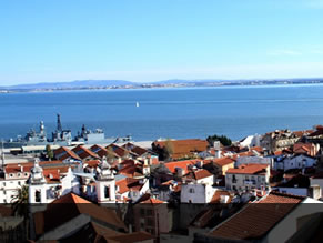 Lisbon Portugal monthly rentals