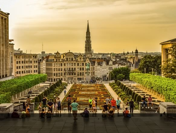Brussels monthly rentals