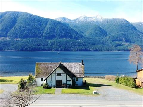 Canada long term rental in British Columbia, Port Alice BC