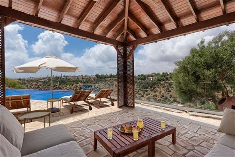 Cyprus rentals in Paphos, Aphrodite Hills