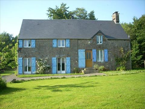 France long term rental in Normandy, Saint-Michel-de-Montjoie